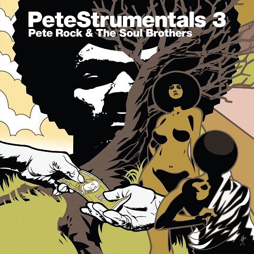 """E' finalmente fuori """"PeteStrumentals 3"""" di Pete Rock"""