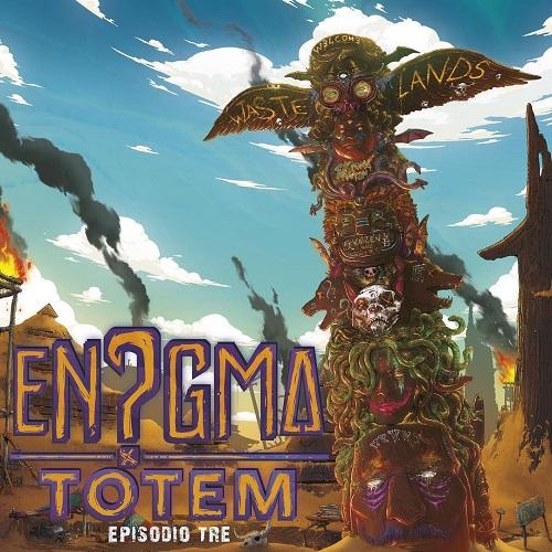 """En?gma pubblica l'episodio 3 di """"Totem"""""""