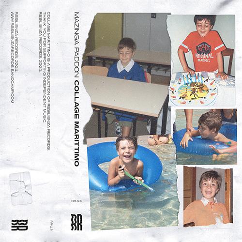 """Resilienza Records pubblica """"Collage marittimo"""" di Mazinga Paddon"""