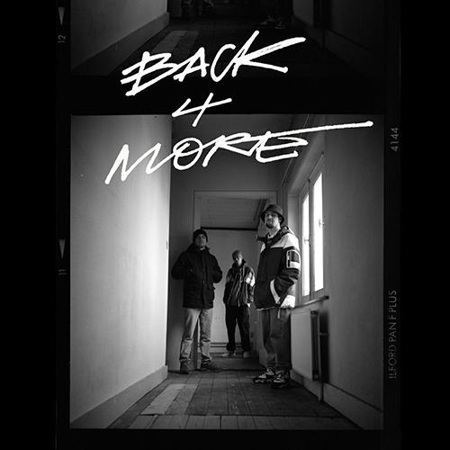 """""""Back 4 More"""" e' il nuovo singolo di BlabberMouf ed EllMatic"""