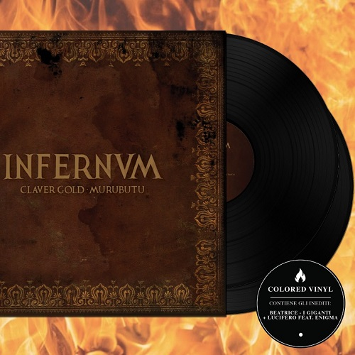 """Infernvm"" di Claver Gold e Murubutu e' disponibile in vinile"
