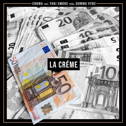 """""""La creme"""" e' il nuovo singolo di Croma"""