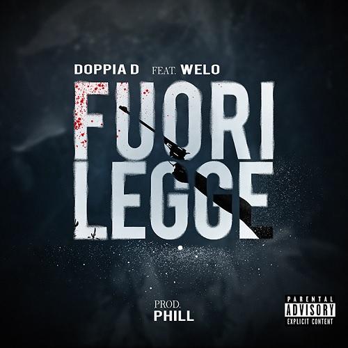 """Rising Time pubblica """"Fuorilegge"""" di Phill, DoppiaD e Welo"""