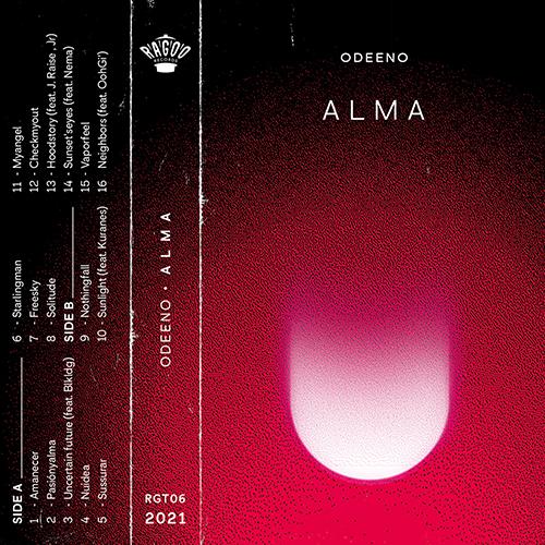 """Ragoo Records pubblica """"Alma"""" di Odeeno"""
