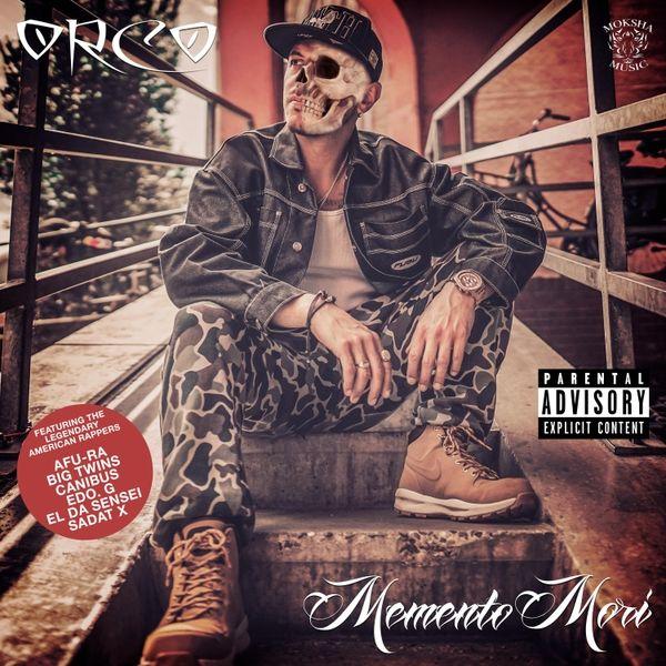 """""""Memento mori"""" e' il nuovo disco di Orco"""
