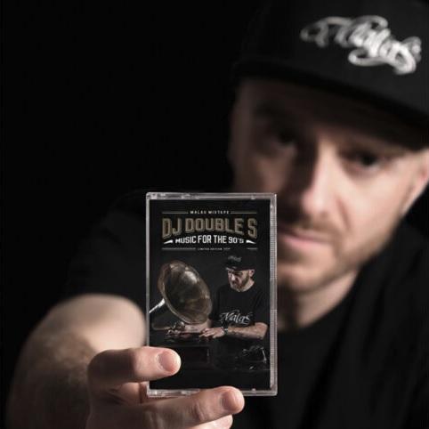 """""""Music for the 90's"""" e' il nuovo mixtape di Dj Double S"""