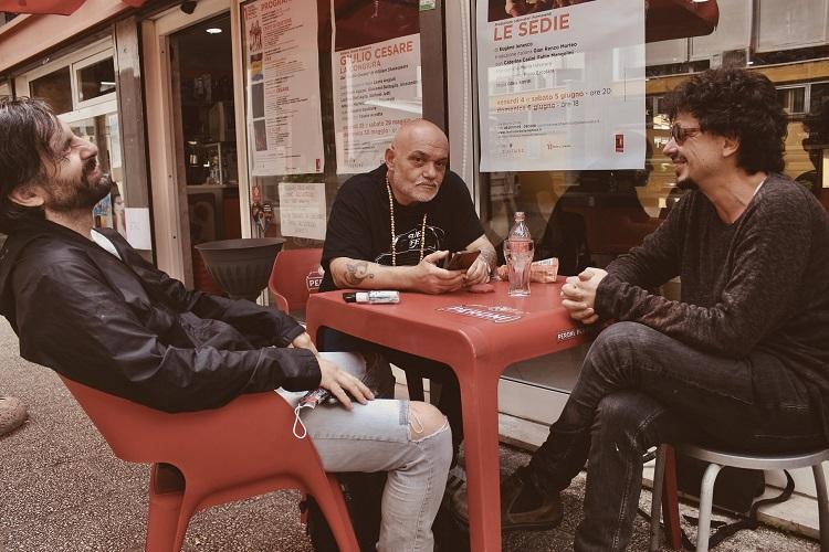 Ice One, Riccardo Sinigallia e Adriano Viterbini sono in tour col progetto ON