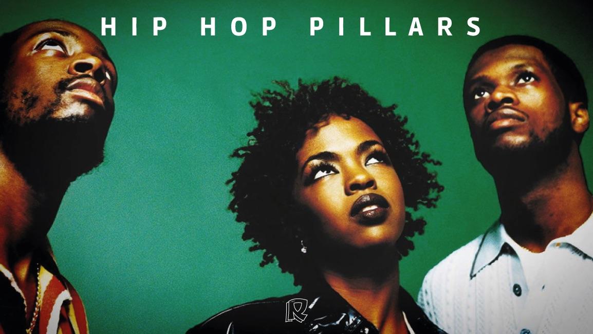 Fugees Hip Hop Pillars
