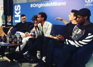 Ghali Milano Music Week