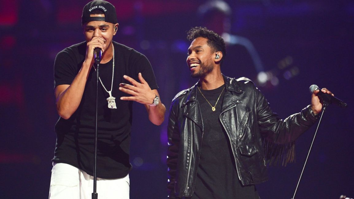 J. Cole e Miguel