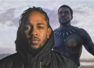 Black Panther Kendrick Lamar