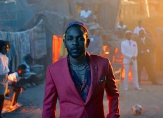 video di All The Stars Kendrick Lamar
