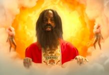 Travis Scott video di Stop Trying To Be God