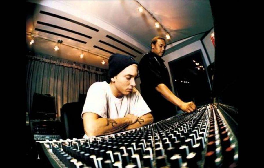 Eminem producer
