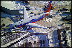 Southwest Airlines Midway Airport overrun accident