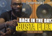 busta flex en interview
