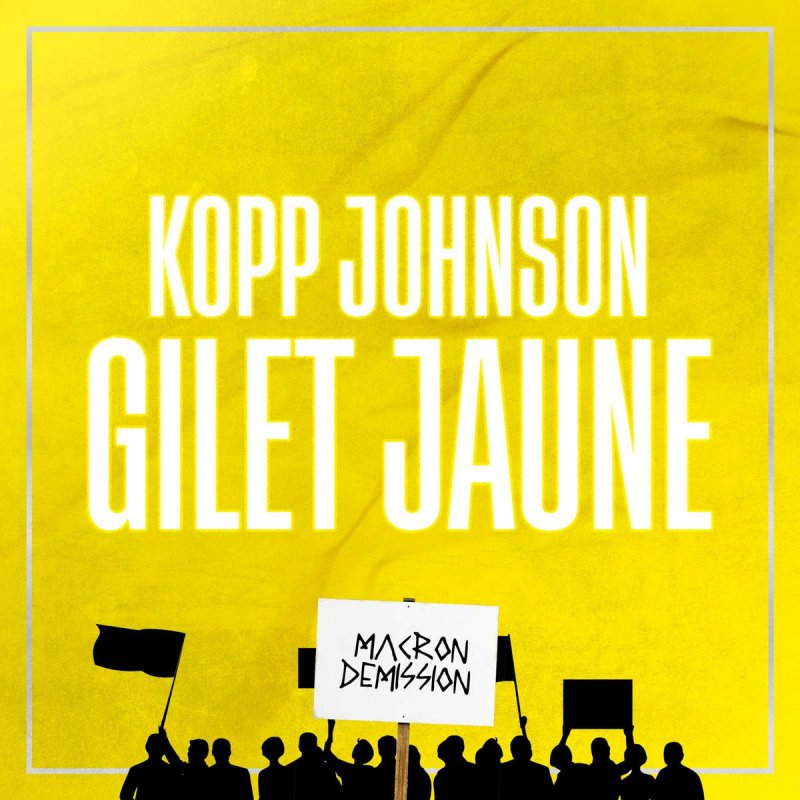 kopp johnson gilet jaune