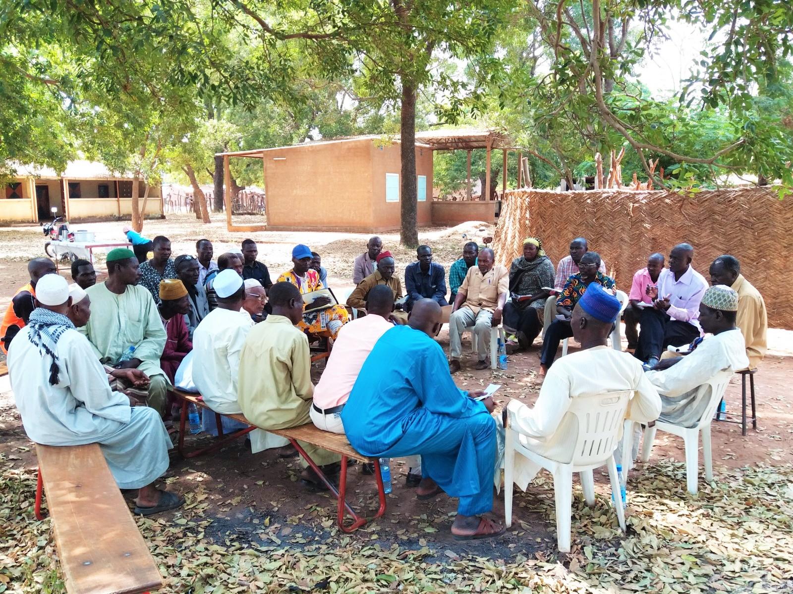 Ateliers sous-préfectoraux de diagnostics des besoins agropastoraux dans les provinces du Mandoul et du Moyen-Chari (Photo Goundi)