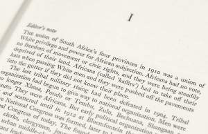 No Easy Walk To Freedom: Articles, Speeches, and Trial Addresses.