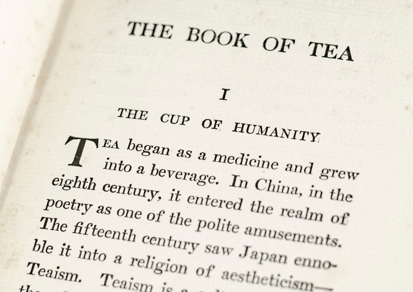 The Book of Tea.