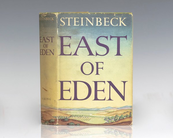 East of Eden.