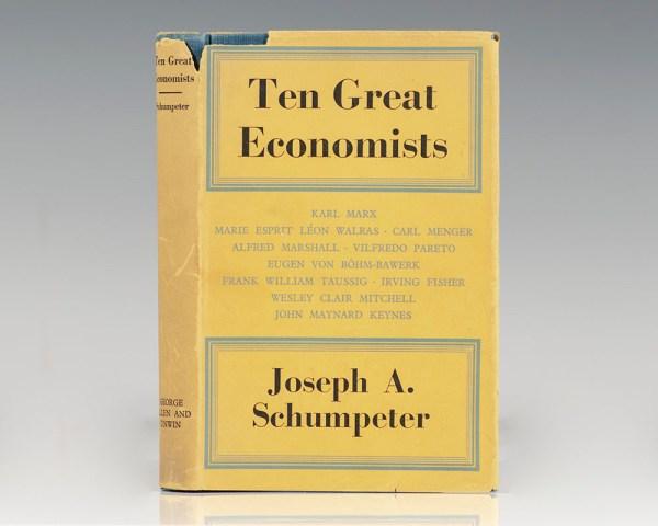 Ten Great Economists.