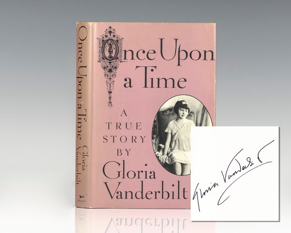 Once Upon a Time: A True Story.