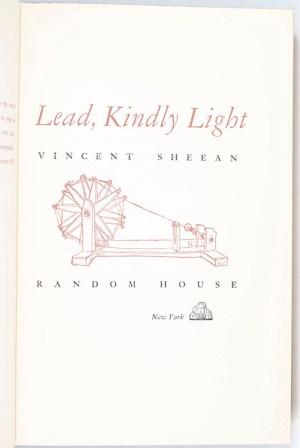 Lead, Kindly Light.