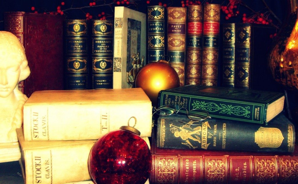 Rare Books – a Meaningful and Unique Christmas Gift Idea