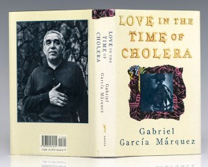Love in the Time of Cholera.