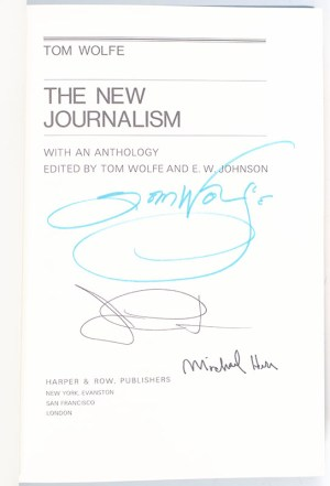 The New Journalism.