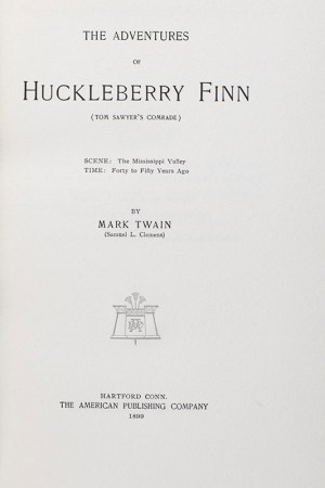 The Writings of Mark Twain.