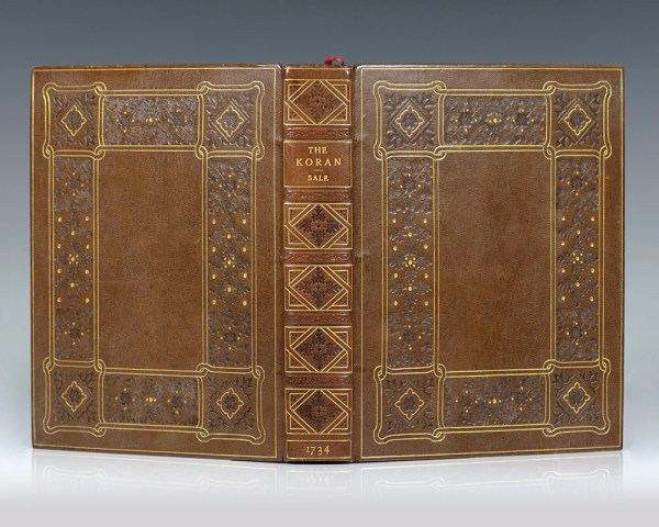 The Koran, Commonly Called the Alcoran of Mohammed, Translated into English Immediately from the Original Arabic; with Explanatory Notes, Taken from the Most Approved Commentators.