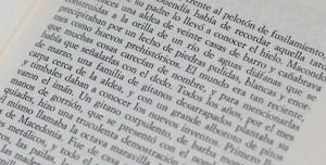 Cien Años De Soledad [One Hundred Years of Solitude].