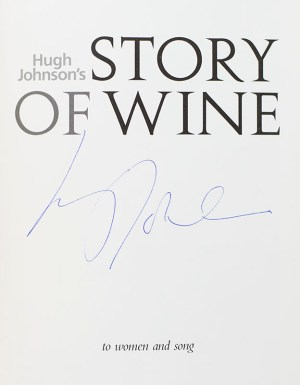 Hugh Johnson's Story of Wine.