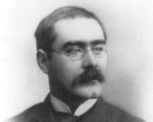 Collecting Rudyard Kipling.