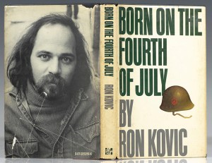 Born on the Fourth of July.