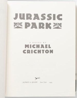 Jurassic Park.