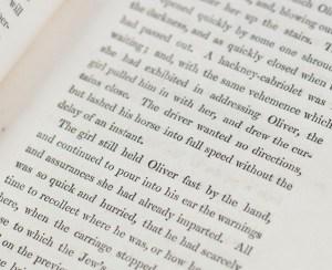 Oliver Twist; or, The Parish Boy's Progress.