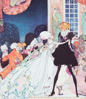 In Powder and Crinoline: Old Fairy Tales.