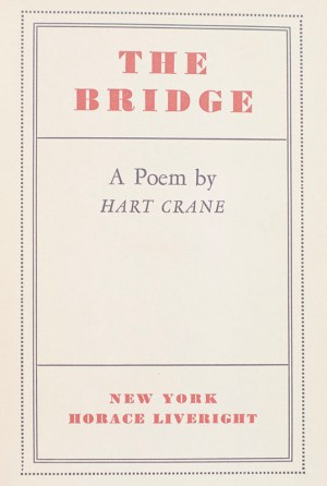 The Bridge: A Poem.