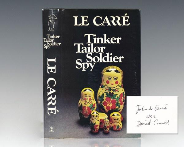 Tinker, Tailor, Soldier, Spy.