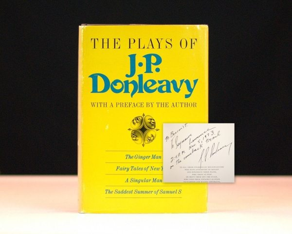 The Plays of J.P. Donleavy.