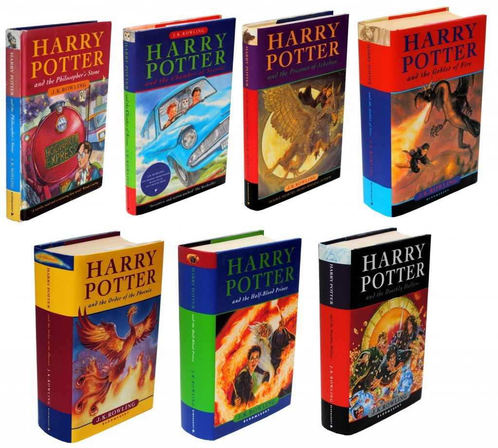 Collecting Harry Potter First Editions