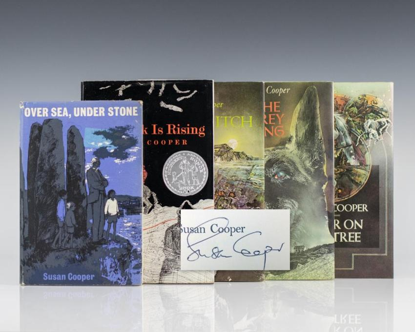 The Dark is Rising Series: Over Sea, Under Stone; The Dark is Rising; Greenwitch; The Grey King; Silver on the Tree.