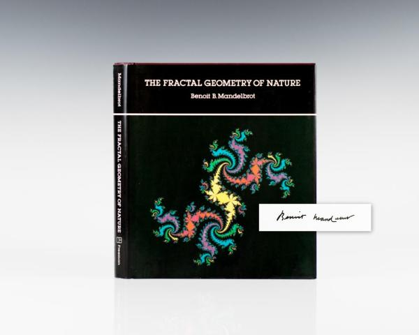 Fractal Geometry Of Nature Edition Signed