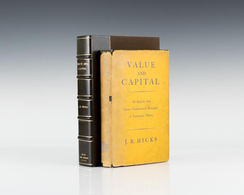 Value And Capital.