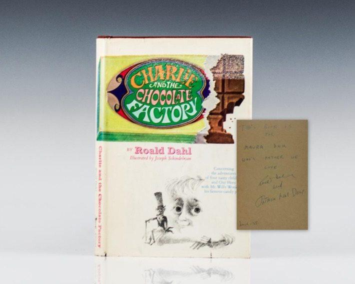 The Rare Children's Books by Roald Dahl