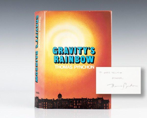 Gravity's Rainbow.