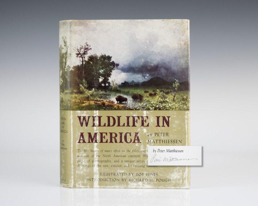 Wildlife in America.